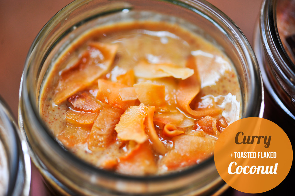 Coconut Curry Almond Butter