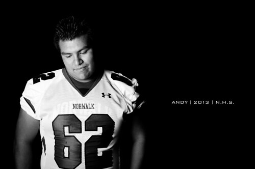 Andy Senior 2013 cover