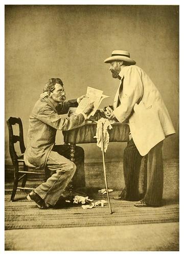 019- El oficial de causas-Tipos y costumbres de la isla de Cuba…1881-Victor P. Landaluze