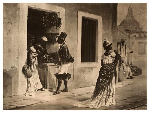 008-El puesto de frutas-Tipos y costumbres de la isla de Cuba…1881-Victor P. Landaluze