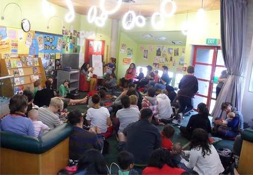 Baby Rock & Rhyme at Kilbirnie