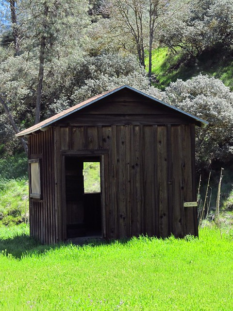 Artist's Shed