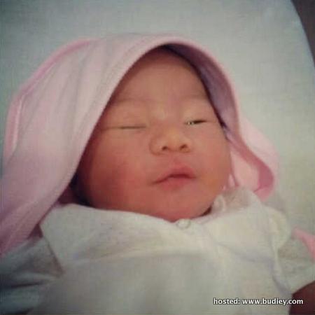 Gambar Anak Perempuan Rebecca Nur Al-Islam