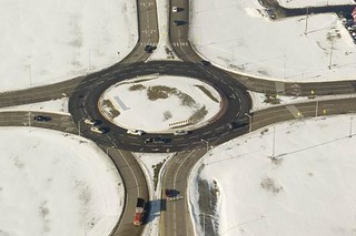 Van Dyke and 18.5 Mile Roundabout