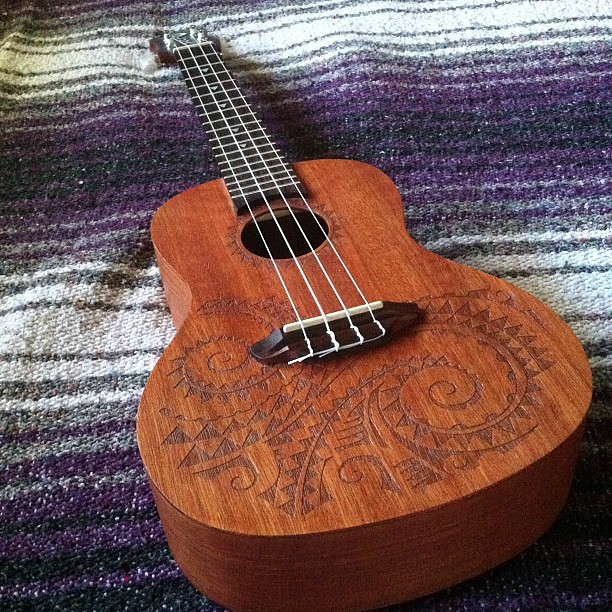 tattoo my ukulele