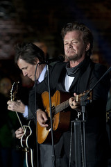 John Mellencamp Rallies for Obama at Historic Tredegar Ironworks, Richmond, VA
