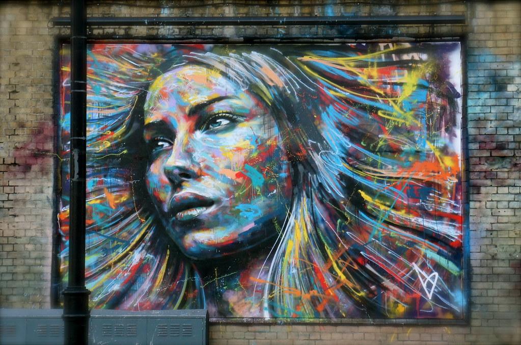 David Walker, in London…