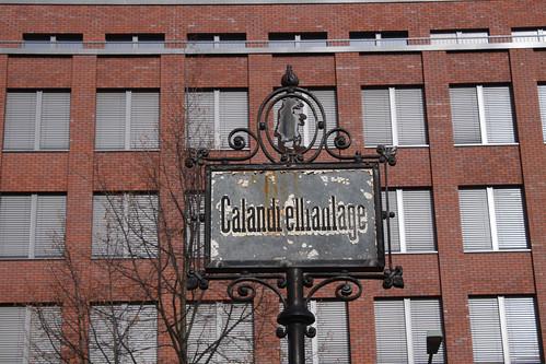 Calandrellianlage