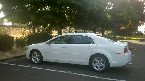 My Chevy Malibu Rental