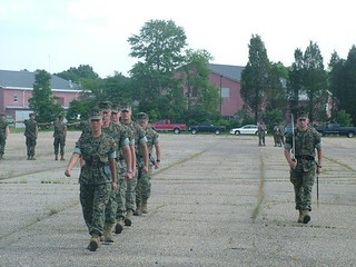 Kimco's Esther Kwon on the corporal's course