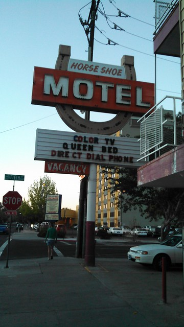 horse shoe motel