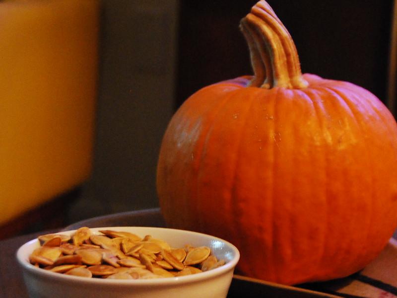 YAY pumpkin seeds