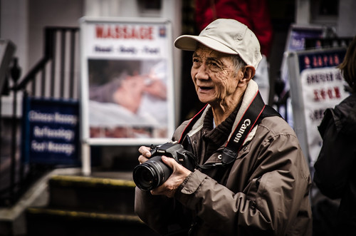 Chinatown Photographer