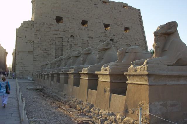 018 - Templo de Karnak