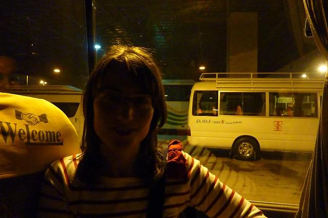 008 - Llegando a Luxor
