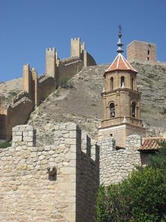 Albarracín. Foto: A.M.