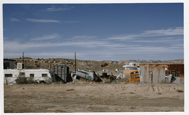 Views from the Road, 2008, New Mexico