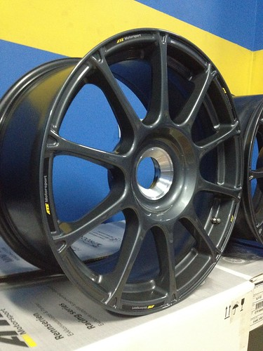 Ats 18 Quot Gtr Motorsport Wheels Set For Sale Gt3 Rennlist