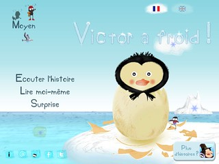 Victor a froid