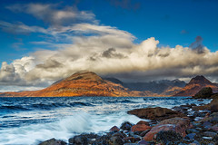 The Cuillin Seen From Elgol