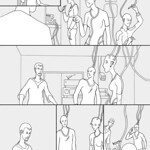 Traveling Man Unlettered Page 2