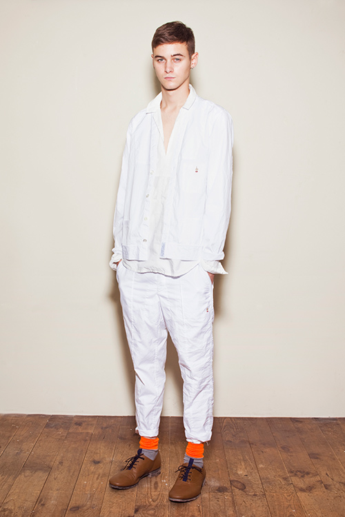 Joseph 0016_UNDERCOVERISM SS13 Lookbook(FASHION PRESS)