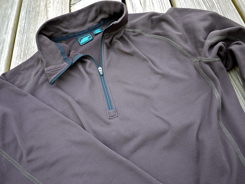 EMS Power Dry 1/4 Zip Micro-Fleece Pullover