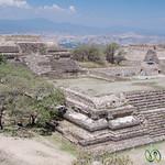 Monte Alban Pyramid - Oaxaca, Mexico