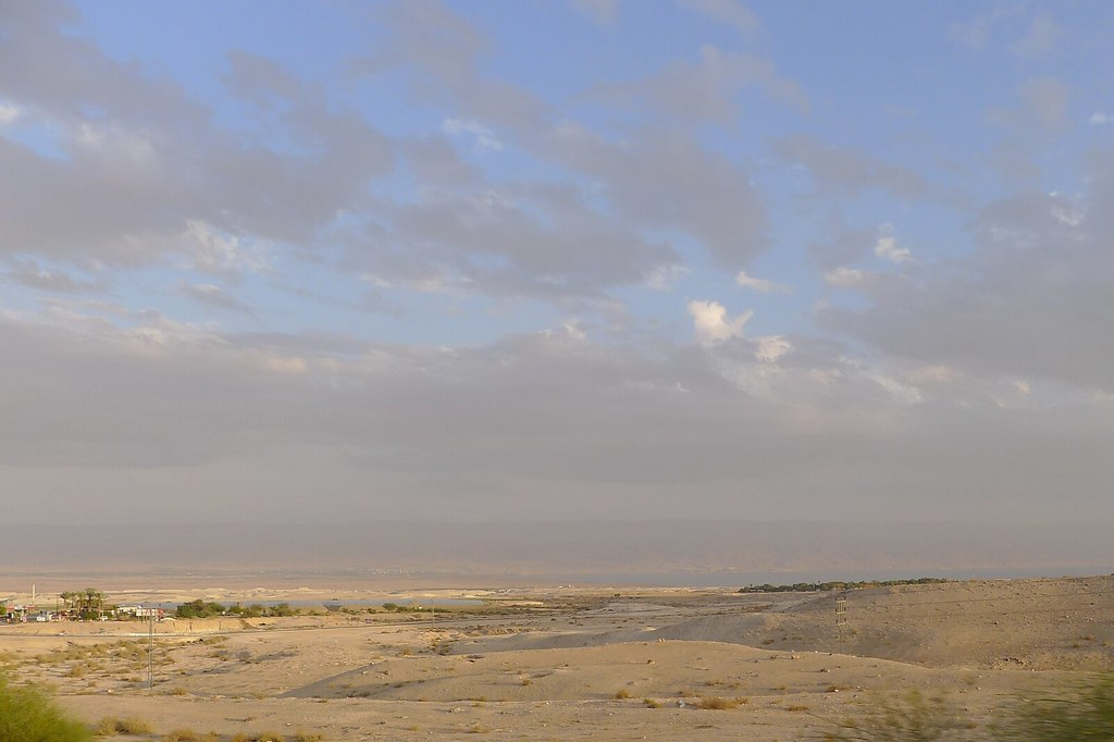 Israel: Route 1, West Bank