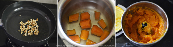 Carrot Kheer Recipe - Step1