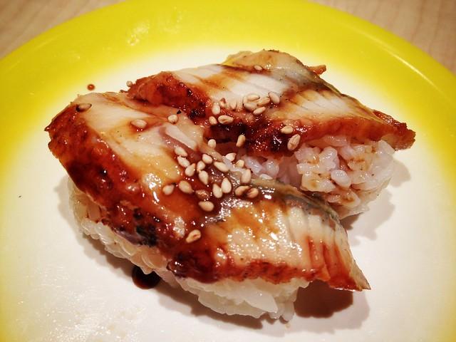 Unagi Nigiri Sushi, Ryoshi Sushi Ikeikemaru
