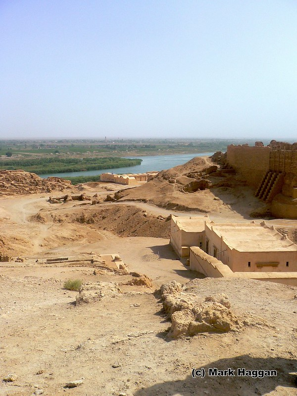 Dura Europas, Syria, by the Euphrates