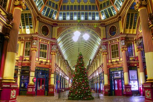 Mercatini di Natale Londra
