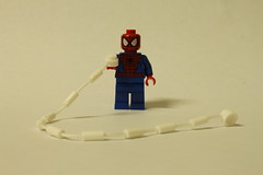 LEGO Marvel Super Heroes: Spider-Man's Doc Ock Ambush (6873) - Spider-Man