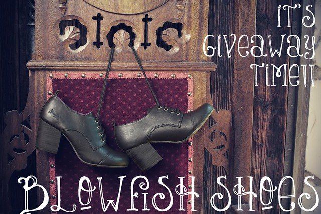 Blowfish Shoes Giveaway
