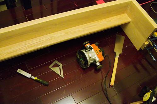 木工 板凳 20121119_7