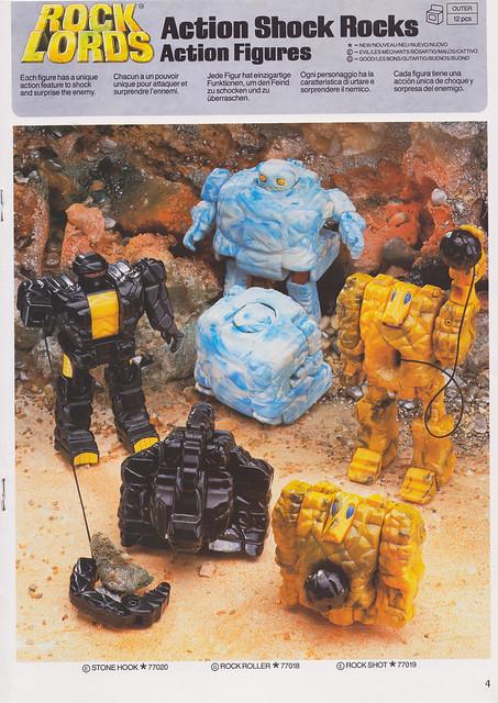 Rock Lords (Bandai) 1985-1987 8199561340_39ff3e1d8e_z
