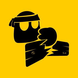 Ninja Ghostie