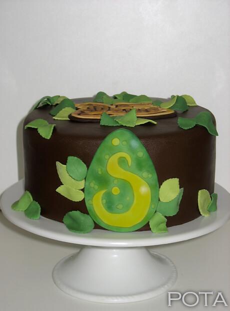 Gâteau d'anniversaire Dofus