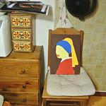 Вермеер. Девушка с жемчужной серёжкой. 2
