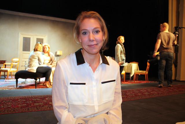 Ann-Sofie Andersson Kern, skådespelare