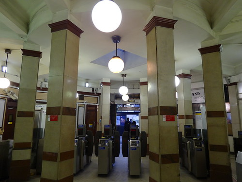 Ticket Hall at Great Portland Street Station