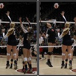 Coppell Cowgirls vs. Clear Lake Falcons, 5A State Semifinals, Curtis Culwell Center, Garland, Texas 2012.11.16