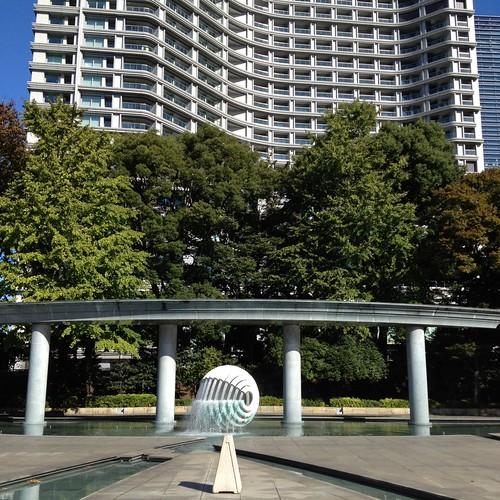 和田倉門跡から見るパレスホテル by haruhiko_iyota