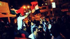 Egyptian Convoy in Gaza, Palestine