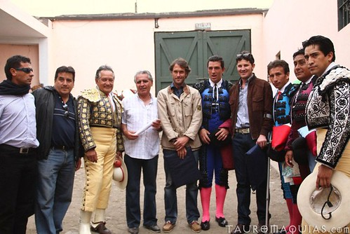 Toreros Lima Acho 2012