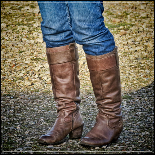 Brown Boots-2