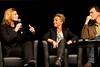 Aurélie Cardin, Nathalie Leperlier et Morad Kertobi