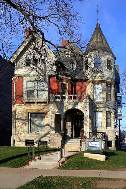 Emanuel D. Adler House