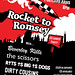 Rocket To Romsey launch party, 24.11.12, Portland Arms
